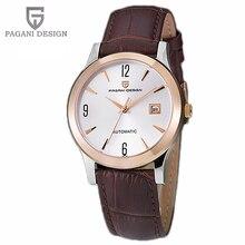 Luxury Brand Pagani Дизайн Многофункциональные Автоматические Механические Часы Мужчины Водонепроницаемый Спорт Военная Наручные Часы relogio masculino