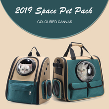 DannyKarl New 2019 Cat Out Bag Dog Cage Space Pet Backpack Box Portable Report