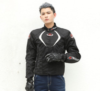 Free shipping Stormwind Windproof jacket Motorcycle riding protective suit Men's Motorcycle Jacket 5 for protections