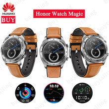 Original HUAWEI Honor Watch Magic Honor watch dream Smartwatch Support NFC GPS Heart Rate Tracker Android 4.4 iOS 9.0
