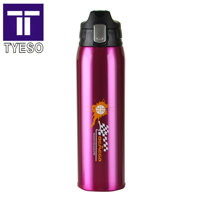 1000ml Stainless Steel thermos sport water bottle safe lock thermoses  portable bag outdoor big capacity travel picnic thermo
