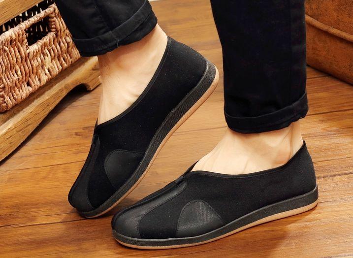 Zen Man Tai Chi Kung Fu Schuhe