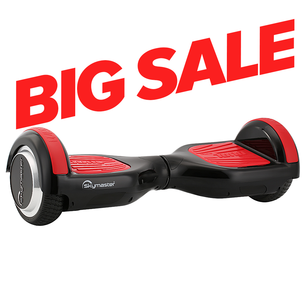 Grande vente iScooter 6.5 pouces Hoverboard deux roues Scooter Hover-board