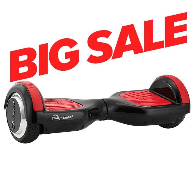 Большая продажа iScooter 6,5 дюймов Ховерборд двухколесный скутер Hover-board