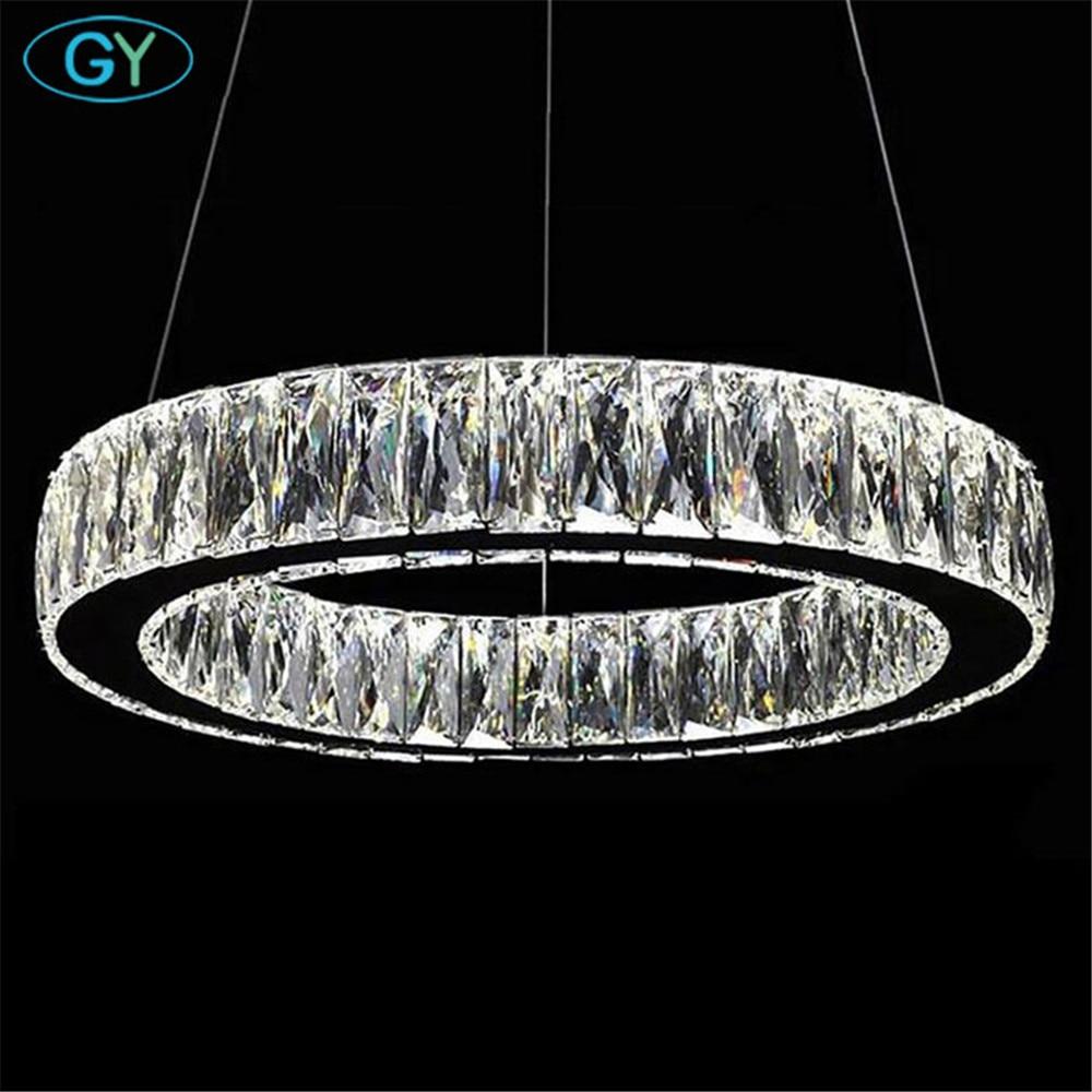 AC110-240V LED Crystal Chandelier Modern Art Deco Lustre LED Adjustable Cord Pendant Lamp Chandeliers Lighting lampadari luster холст 50x50 printio madonna ciccone