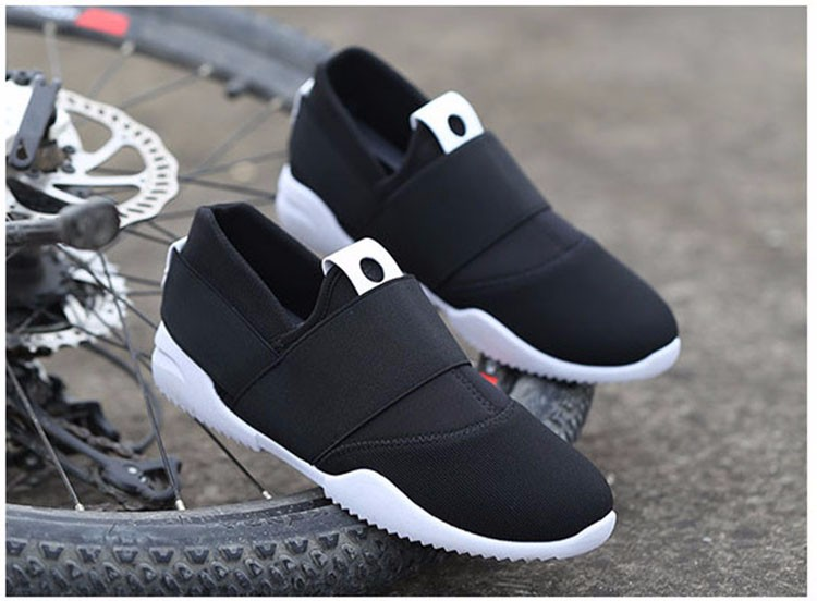 Hellozebra Men Casual Shoes Breathable Board Flats Soft Shoe Set Foot A Pedal Lazy Tide Mesh Students Shoes 2016 Autumn New  (14)