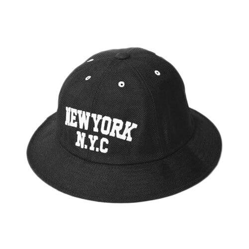 New York City Bucket Hats For Men Summer Bucket hip hop Women Vintage bob  Chapeau Black Beige White Bucket Hat 2015 YY0275-in Bucket Hats from  Apparel ... aeb9e48b685