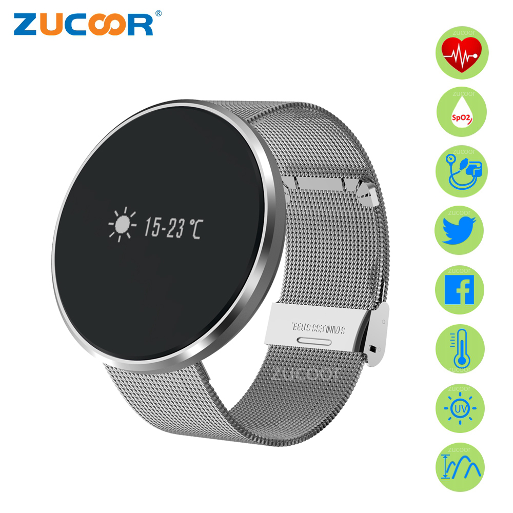 Blood Pressure Smart Bracelet Band Heart Rate Oxygen Monitor Wristband H09 Plus Facebook Reminder For iOS