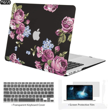 MOSISO Hand Laptop Case for MacBook Air 11 13 inch A1466 A1369 A1370 A1465 Marble Pattern macbook new A1932 Hot