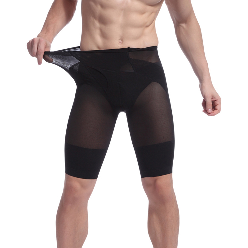 Men Thigh Shaper Buttock Compression Underwear