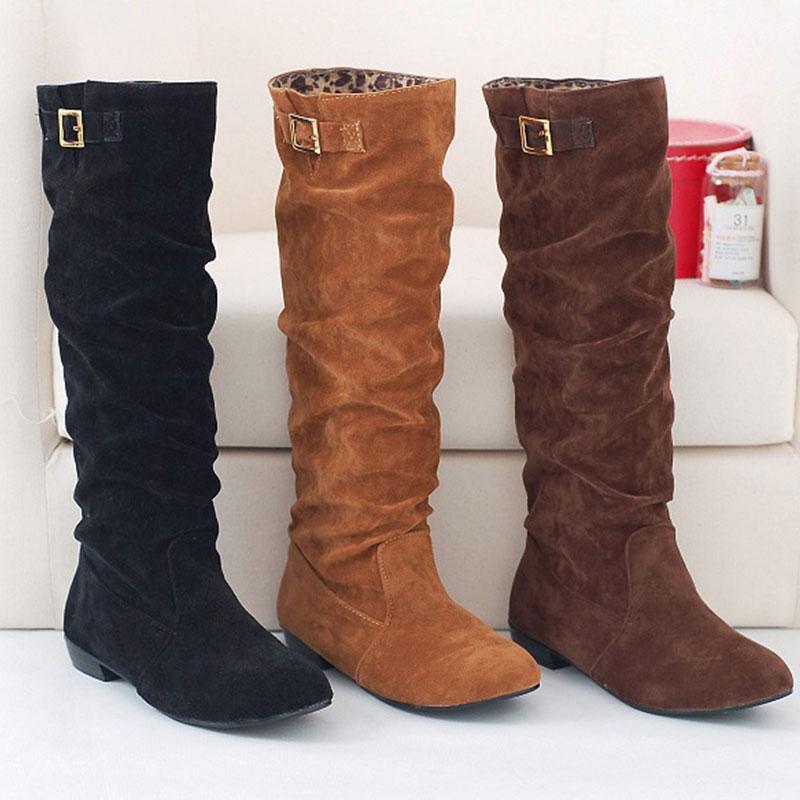 Aliexpress.com: Comprar Mujeres Botas de invierno Botas ...