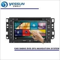 YESSUN For Chevrolet Captiva / For Daewoo Winstorm 2011~2015 Car Radio CD DVD Player HD Screen GPS Navigation Audio Video System