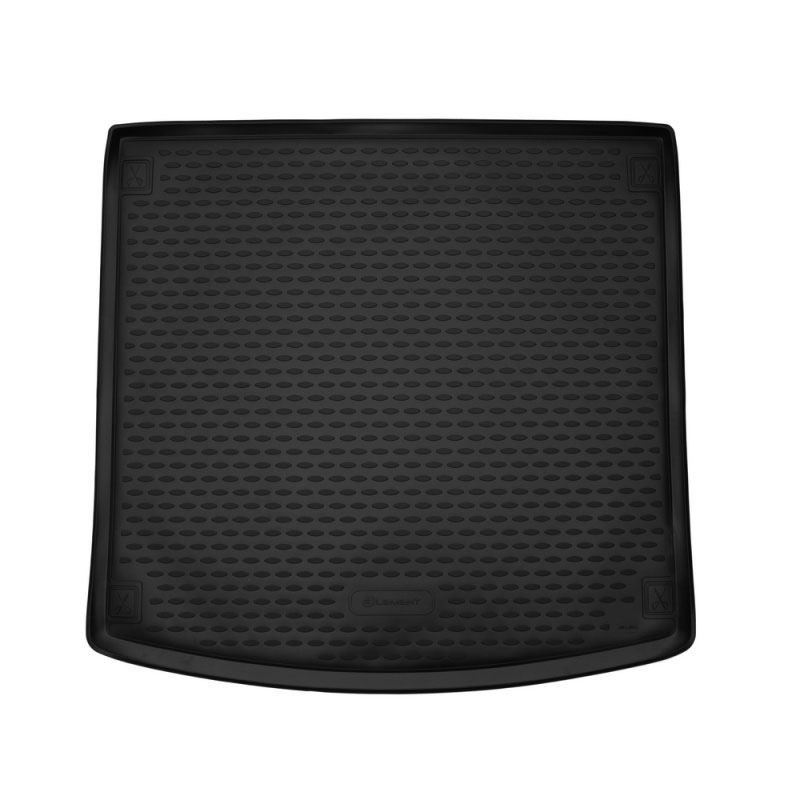 Mat trunk fit for For VOLKSWAGEN Touareg 2018-> внед... 1 PCs (polyurethane) mat trunk fit for for volkswagen touareg 2018 внед 1 pcs polyurethane
