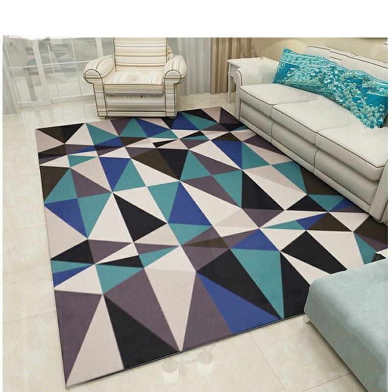 Abstrait Splash tapis pour salon canapé Table basse tapis décor maison tapis chambre étude chambre tapis de sol moderne nordique tapis