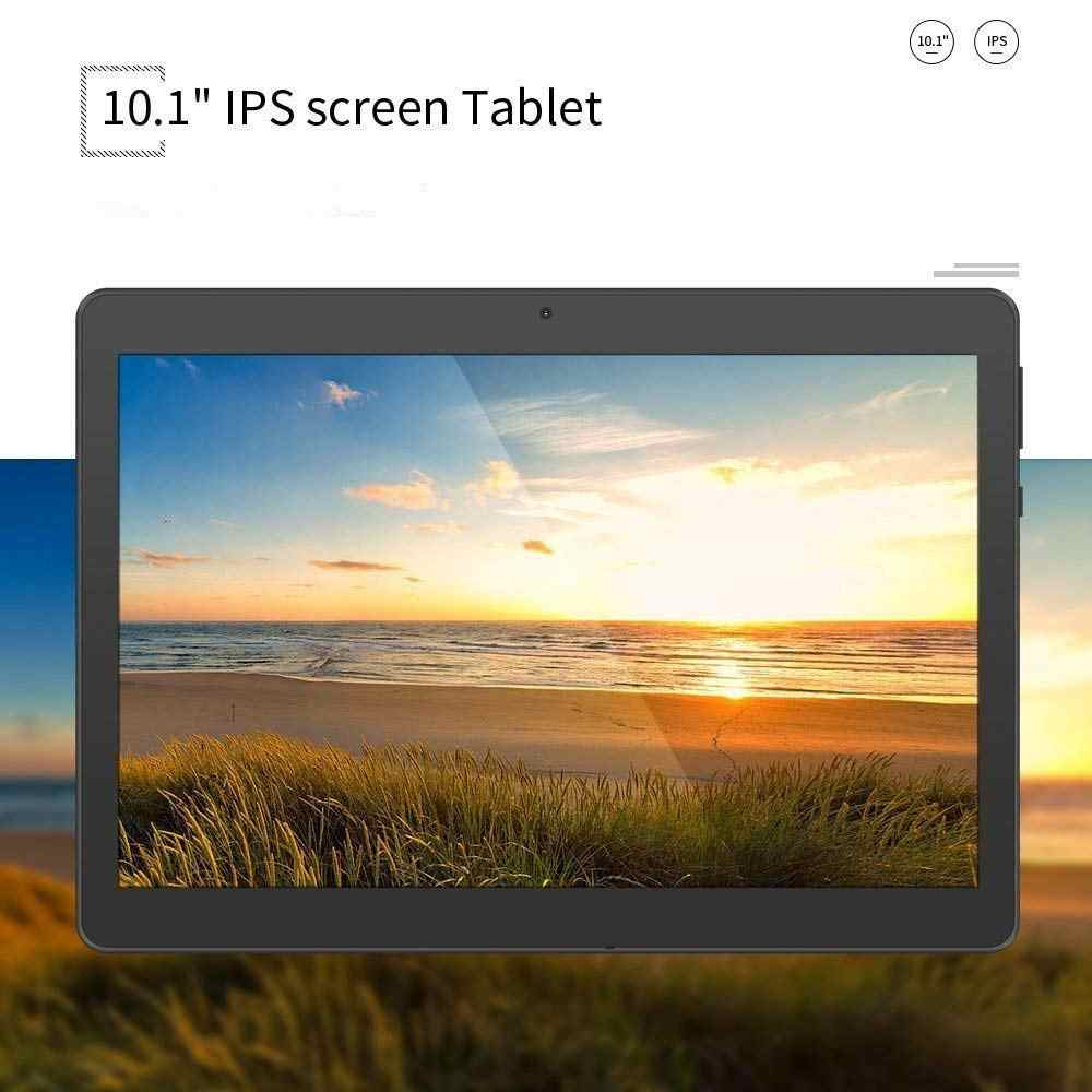 جديد تبويب 10 بوصة الثماني النواة 64 GB اللوحي Andorid 8.0 اللوحي 10.1 4 GB RAM 1280X800 IPS المزدوج سيم بطاقات الكمبيوتر أقراص 4G FDD LTE