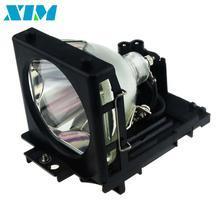 Compatible Lampe De Projecteur avec Logement DT00665 pour Hitachi PJ-TX100/PJ-TX100W/PJ-TX200/PJ-TX300 Haute Légèreté