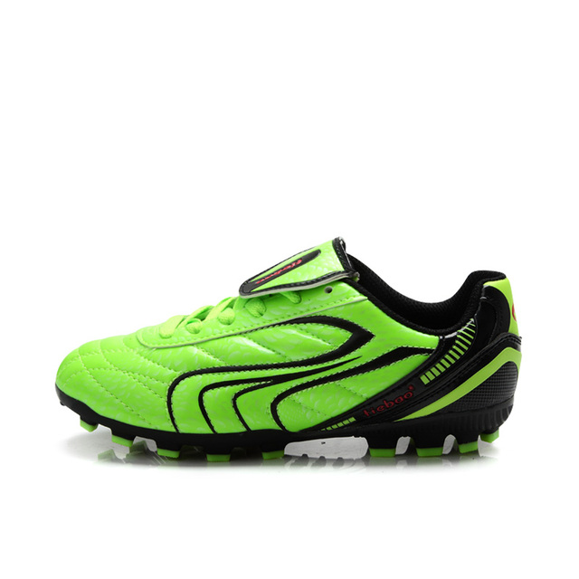 Tiebao K1025B Professional Kids' Outdoor Football Boots, TPU Racing Soccer Boots, Training Football Shoes.