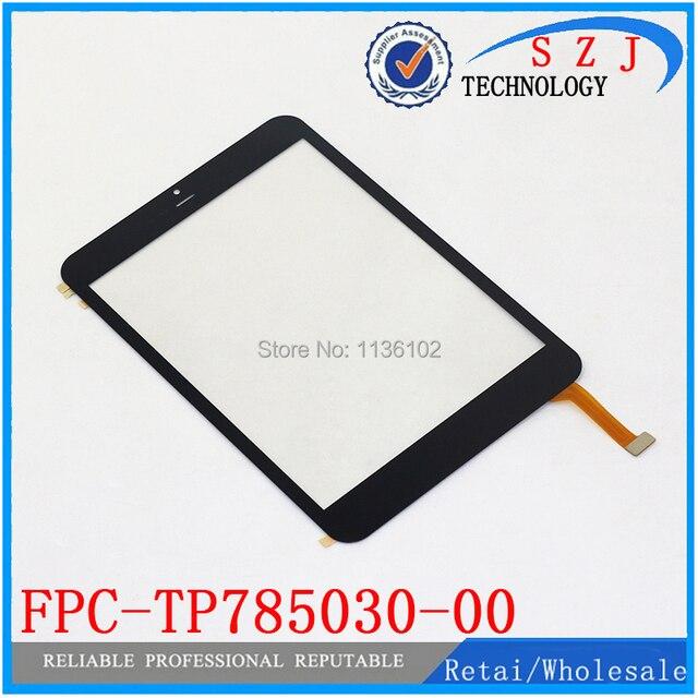 Оригинал 7.85 '' дюймовый сенсорный экран для устрицы T82 3 г сенсорная панель планшет пк дигитайзер FPC-TP785030-00 бесплатная доставка
