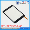 Original 7.85'' inch Touch Screen for Oysters T82 3G Touch Panel Tablet PC digitizer FPC-TP785030-00 Free shipping