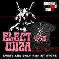 Electric Wizard Doom Metal Banda Witchcult Hoy 100% de Algodón de Impresión Casual Camiseta de La Camiseta