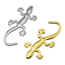 Car styling gecko badge Car sticker for Audi A1 A2 A3 A4 A5 A6 A7 A8 Q2 Q3 Q5 Q7 S3 S4 S5 S6 S7 S8 TT TTS RS3 RS4 RS5 RS6