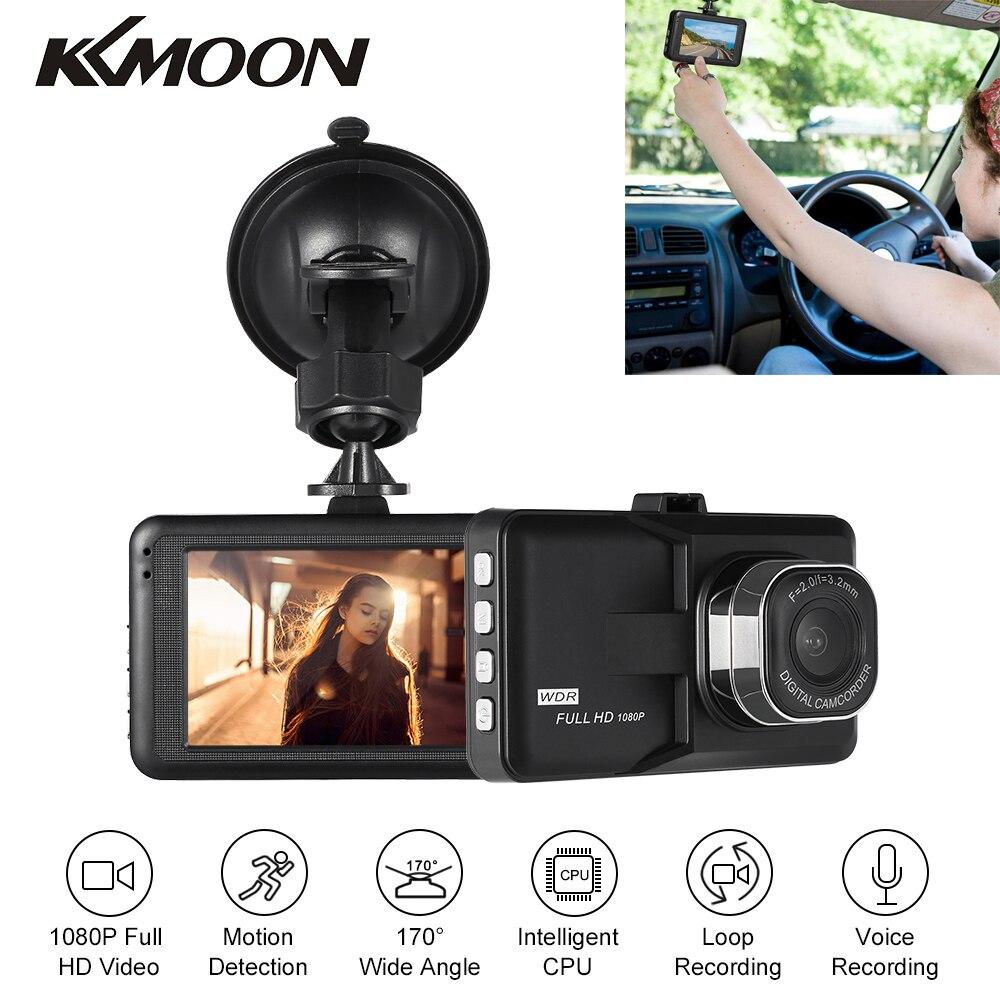KKmoon 3 Автомобильные видеорегистраторы регистраторы Камера видеокамера Dashcam DVR регистратор Авто Камера видео Регистраторы обнаружения движ...