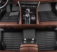 For Audi Q7 2016.2017 Car Floor Mats Foot Mat Step Mats High Quality Brand New Waterproof,convenient,Clean Mats