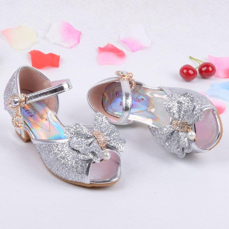 Girls Children Shoes Sandals J526 (11)