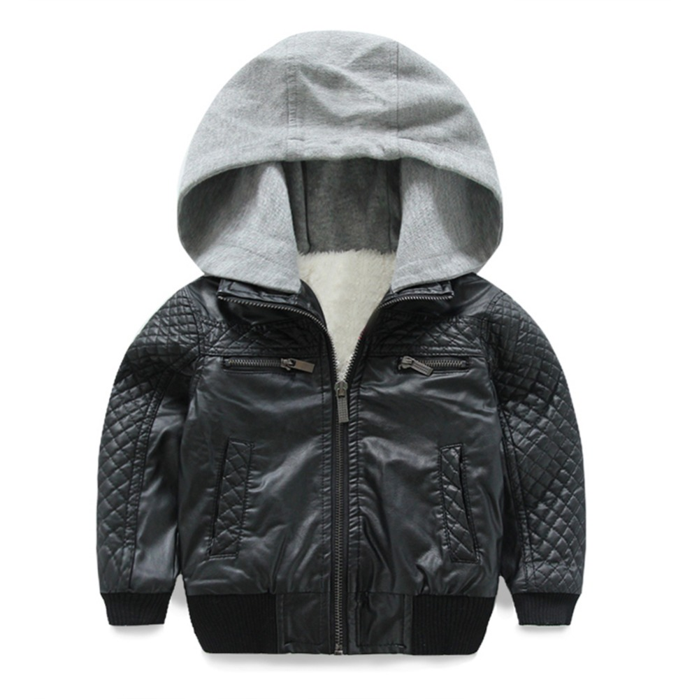986c7abab345 Detail Feedback Questions about Mudkingdom Boys Winter Faux Leather ...