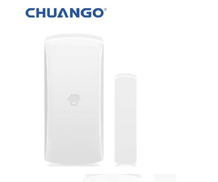Chuango 315Mhz  DWC-102 Wireless Door Magnetic Sensor  Detector For Chuango Alarm System