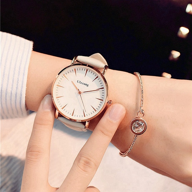 Fashion Quartz Watch Women Watches Ladies Brand Famous Wrist Watch Female Clock