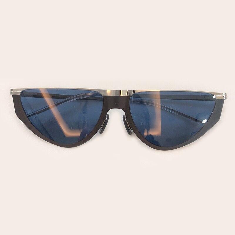 Sunglasses Sonnenbrille Designer Sunglasses Vintage 4 Rahmen 2019 Cat 3 2 Eye Mode Schatten Feminino Oculos Sunglasses Marke Frauen Hohe No Gradienten 1 De Sol no Legierung no Sunglasses no Qualität Objektiv wqSpXSt