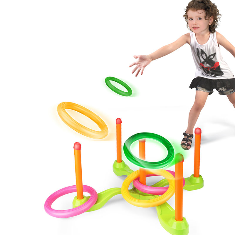 Toys For Exercise : Kl kids indoor ring throwing sport toy exercise children s