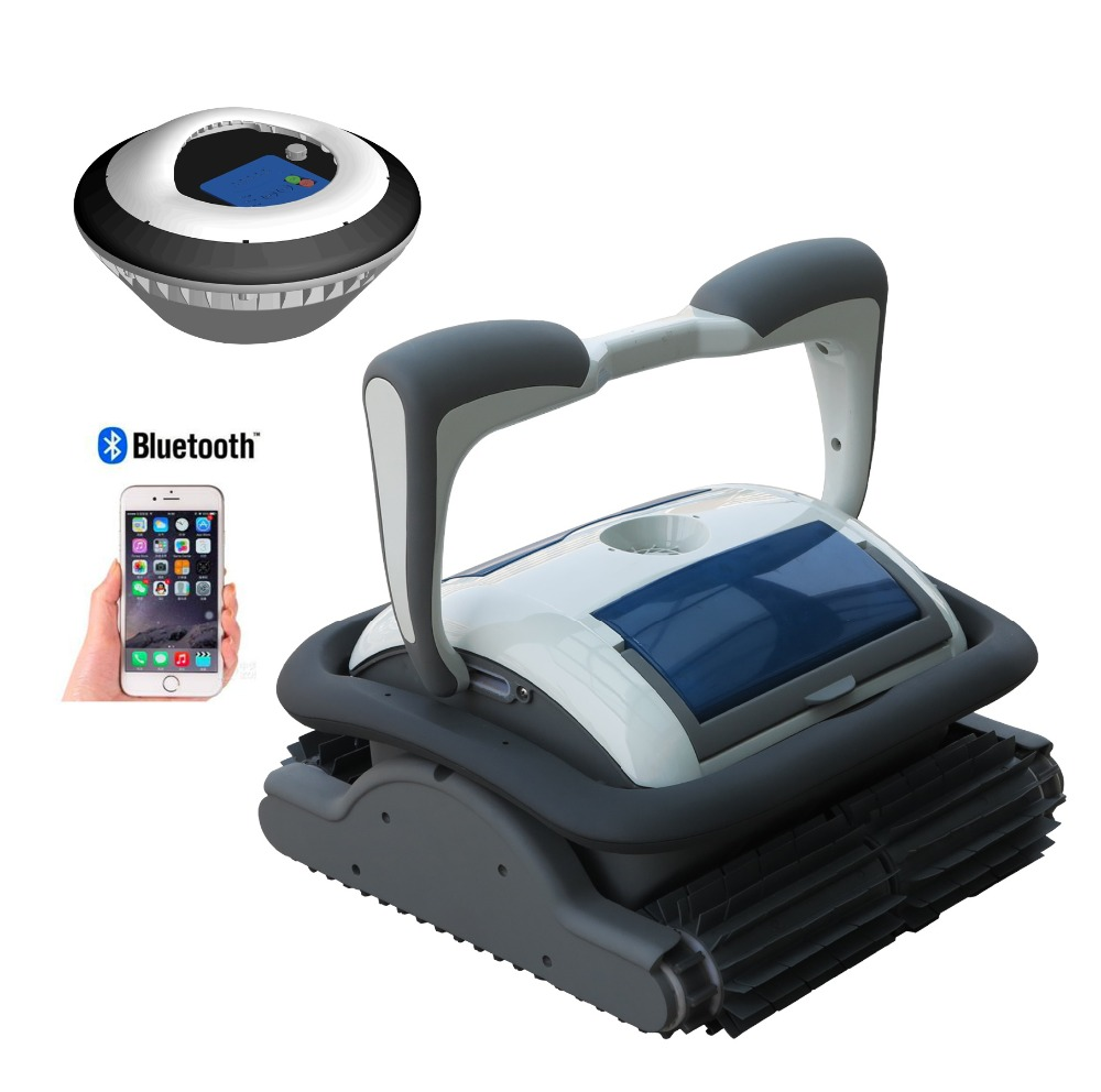Newest Swimming pool cleaner with  battery /swimming pool robot cleaner 3110 free shipping
