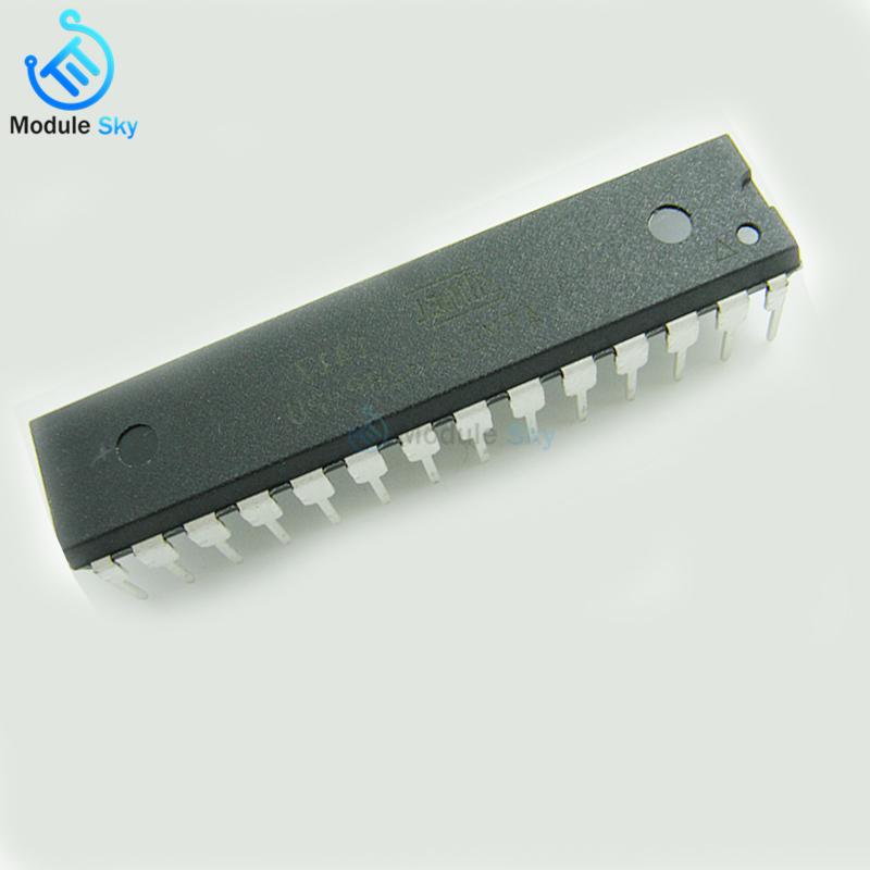 1pc ATMEGA328P-PU with the Bootloader Atmega328p Microcontroller for ARDUINO UNO wholesale1pc ATMEGA328P-PU with the Bootloader Atmega328p Microcontroller for ARDUINO UNO wholesale