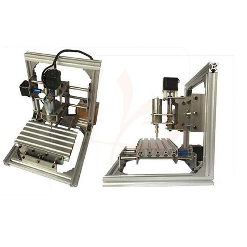 PCB Milling Machine DIY 1309 CNC Wood Carving Mini Engraving Machine PVC Mill Engraver Support GRBL control, Russia free tax no tax to russia diy 2520 4axis mini cnc router cnc lathe machine for wood pcb plastic carving and milling