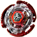 DS Cyber Pegasus (Pegasis) 4D Metal Fight Beyblade (Astro Spegasis) + launcher