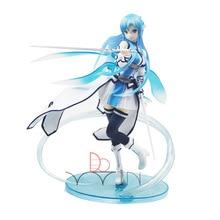 Anime Sword Art Online Yuki Yuuki Asuna ALO Ver. PVC Figure New To