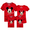 2017 spring summer men & women couples lovers cartoon t shirts harajuku style minnie mouse t shirt basic good quality top