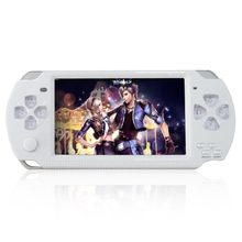 A10 Handheld Game Console 4.3 Inch Mp4 Player MP5 Game Player Real 8GB Support For PSP Game Camera Video e-book Gift For Child(China)