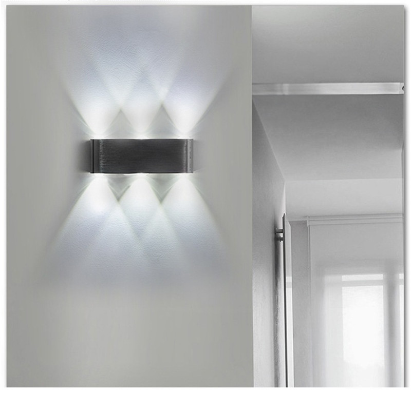 wall lights kitchen living led background down modern minimalist lighting indoor aisle lamp lamps hotel