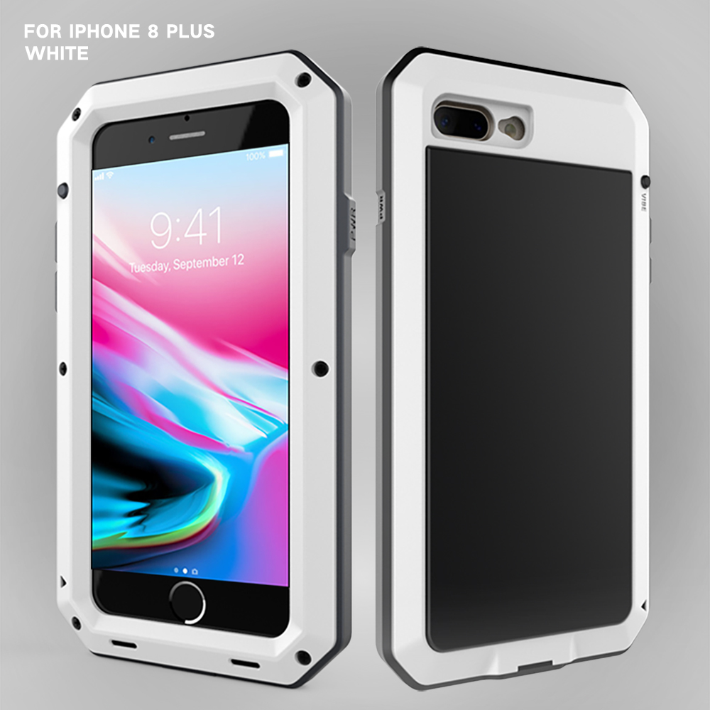 HTB1keCjbnXYBeNkHFrdq6AiuVXaW Heavy Duty Protection Doom armor Metal Aluminum phone Case for iPhone 11 Pro Max XR XS MAX 6 6S 7 8 Plus X 5S 5 Shockproof Cover