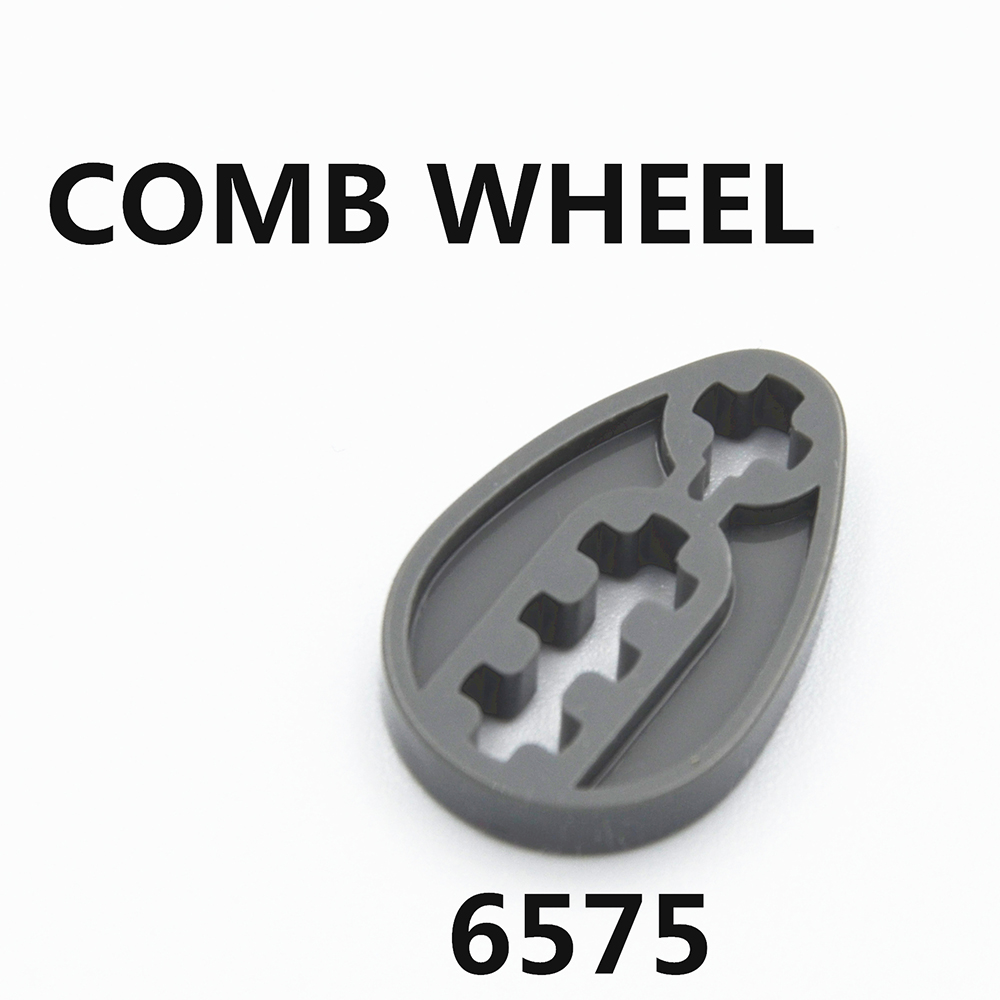 MOC Technic 10pcs COMB WHEEL Compatible With Lego For Kids Boys Toy M6575
