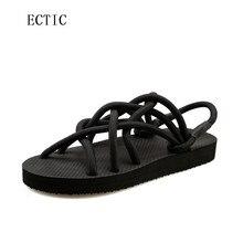 2017 Hombres Sandalias Zapatos Respirables Del Verano Flip Flop Ocasional Playa Desliza Suave Cool Zapatillas Zapatos Cómodos de los hombres zapatos de moda