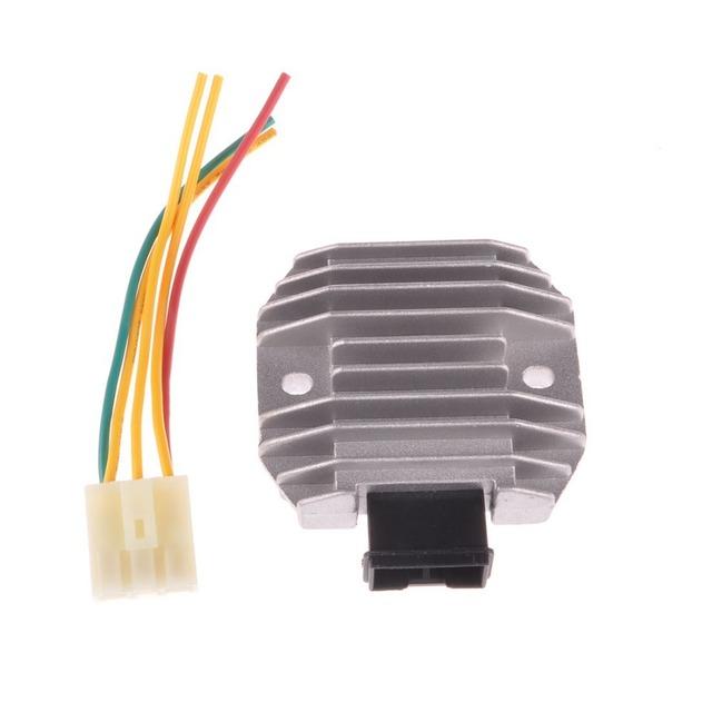Regulador de tensão retificador para Yamaha Virago XV250 1988 89 90 91 92 93 94 95 2010 [ P603 ]