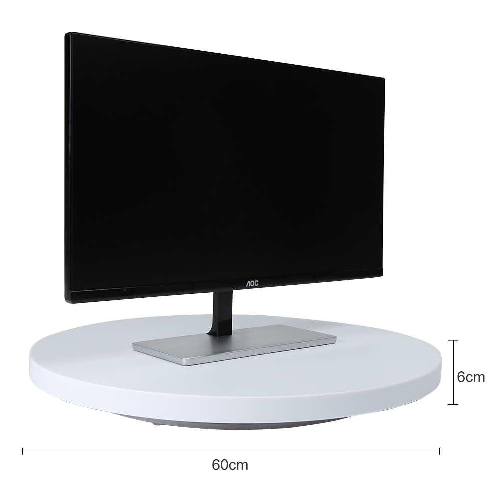 ファルコンアイズ60センチT360 A03 360度3d電動回転表示写真撮影ターンテーブル最大荷重40キログラム用ショー製品  グループ上の 家電製品 からの フォトスタジオ用アクセサリー の中 2