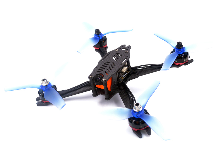 Toys & Hobbies Confident Special 2019 2pcs Diy Micro Fpv Rc Quadcopter 100mm Brushed Frame Kit Support 8520 Coreless Motor For Rc Fpv Drone Diy Parts Diversified In Packaging