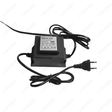 12V 2.5A 30W Driver Power Supply AC to AC Adapter Transformer for LED RGB Lights Waterproof IP65