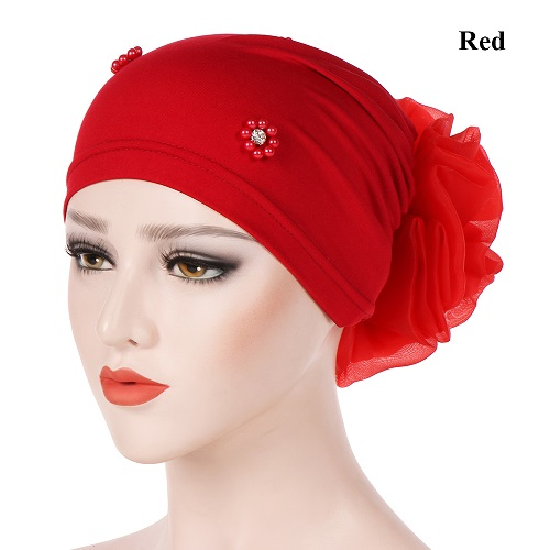 red Hijabs