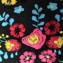 Women Elegant Mini Dress Floral Print